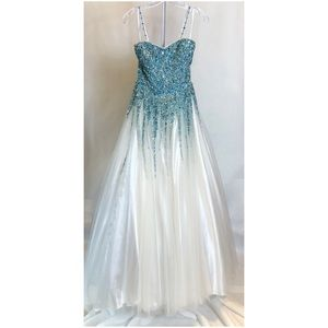 Tony Bowls Pageant Gown Size 0
